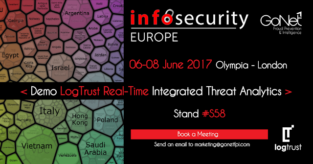 Infosecurity Europe GoNet FPI