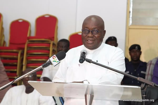 Akufo-Addo names Regional Ministers