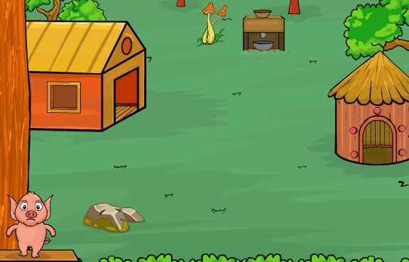 Play FastrackGames Piggy Land Escape 2