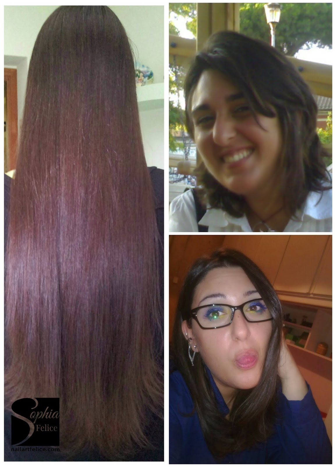 Crescere capelli lunghi