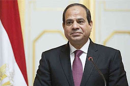 Egypt's Abdel-Fattah el-Sissi Elected New Chairman of African Union