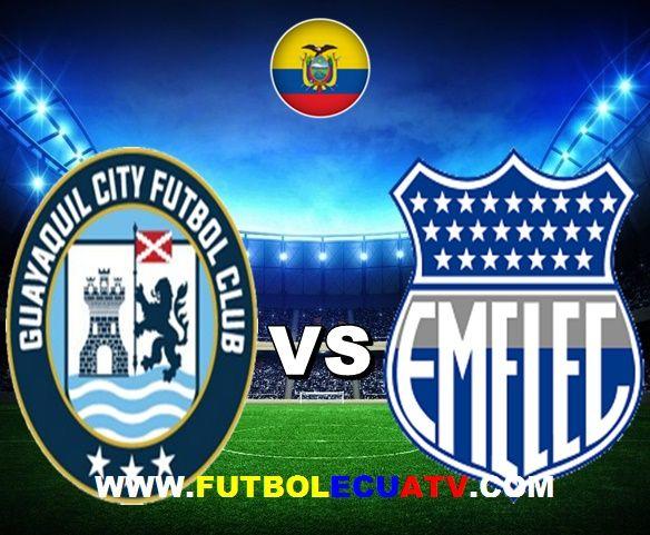 Guayaquil City recibe a Emelec en vivo desde las 18:00 horario programado por la FEF a efectuarse en el reducto Christian Benítez por la jornada veinte de la Serie A Ecuador, siendo el árbitro principal del partido Juan Carlos Albarracín con transmisión de los canales CNT Sports, DirecTV y GolTV.
