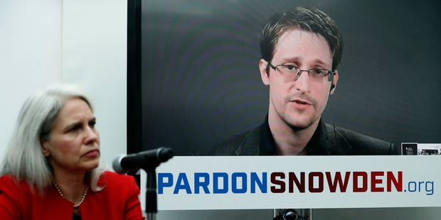 Edward Snowden thanks supporters for pardon campaign