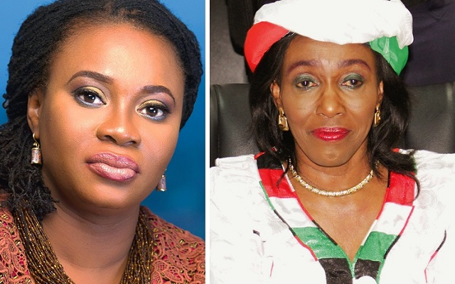 Court strikes out Nana Konadu's case against EC