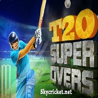 Play T20 Super Overs Cricket Game