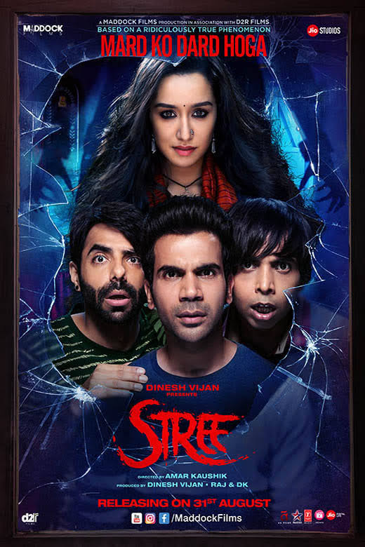 Stree 2018 Movie Free Download HD Cam - New Bollywood full