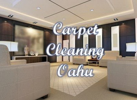 Carpet Cleaning Oahu