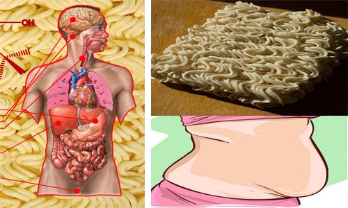 razones para dejar de comer fideos instantáneos