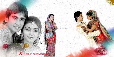 Indian Wedding Album Templates - Karizma Album Designs