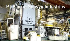 Lowongan Kerja Cikarang Operator PT SGI (Sankei Gohsyu Industries)