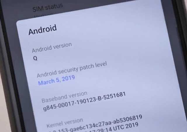 Android Q Beta: An Overview!!