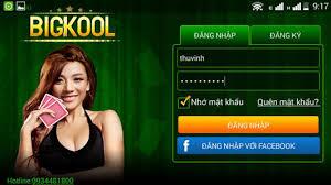 Tải Game đánh bài online Bigkool 2016 Mới Nhất, Miễn Phí