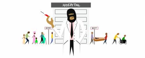 Quack doctor