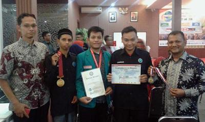 Mahasisawa Aceh Ciptakan Teknologi Yang Bisa Mematikan Sinyal HP Saat Berada di Masjid