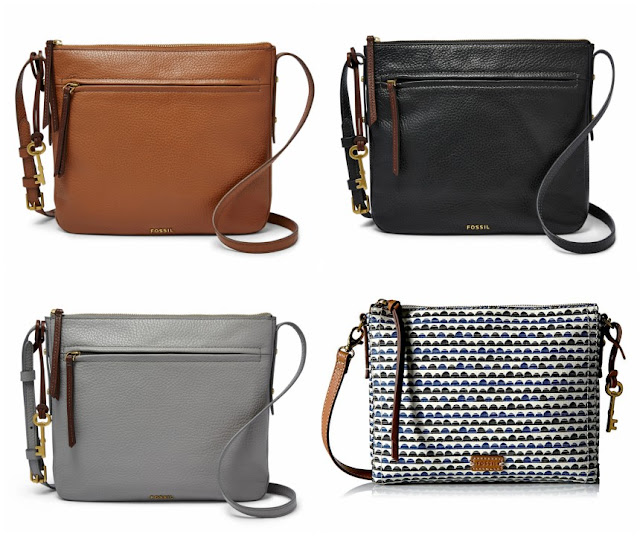 Fossil: Jenna Large Crossbody only $59 (reg $178) + Free Shipping!