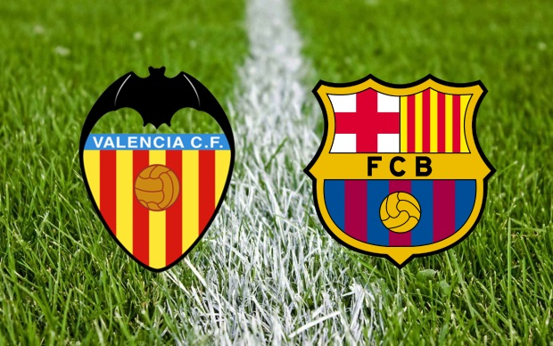Valencia vs Barcelona Full Match & Highlights 26 November 2017