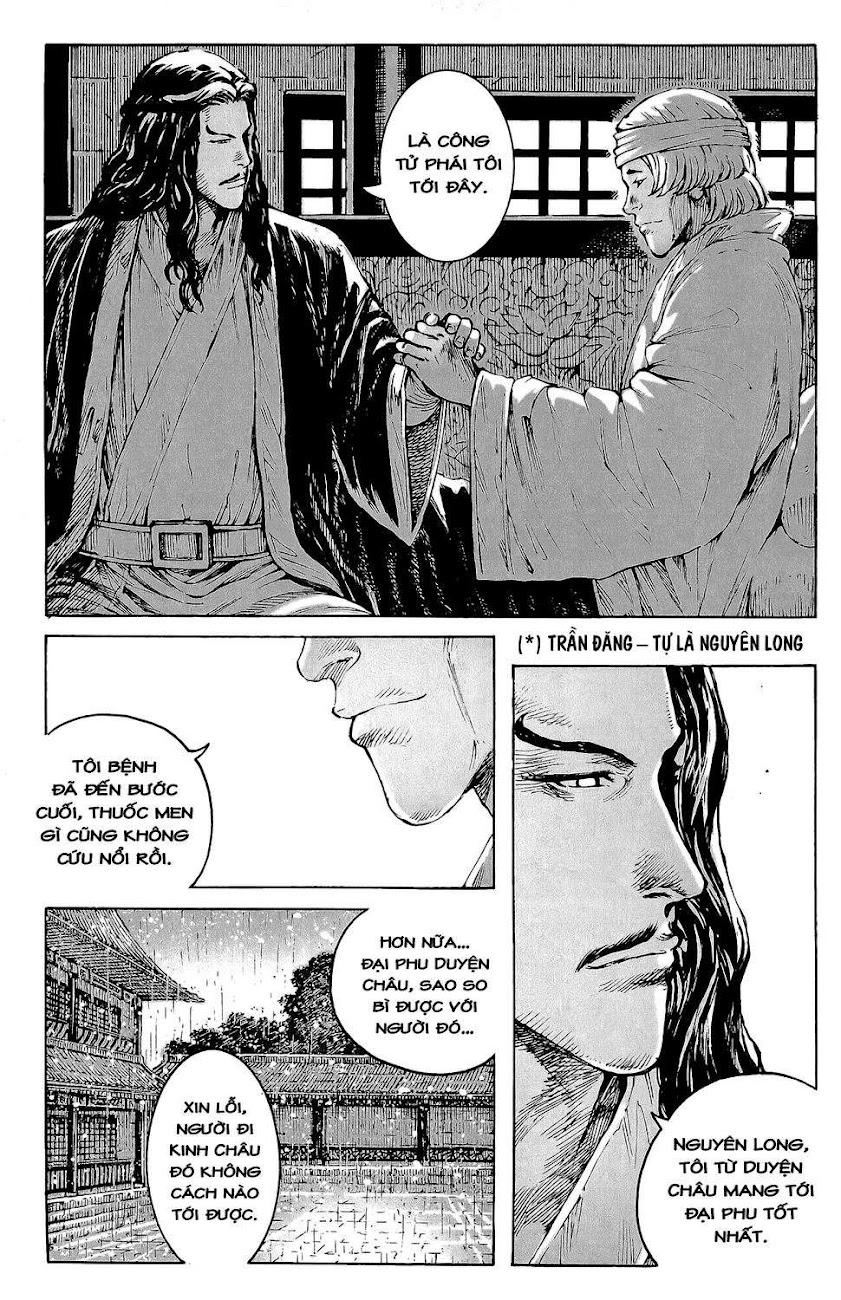 Hỏa phụng liêu nguyên Chương 369: Tống biệt chí hữu [Remake] trang 12