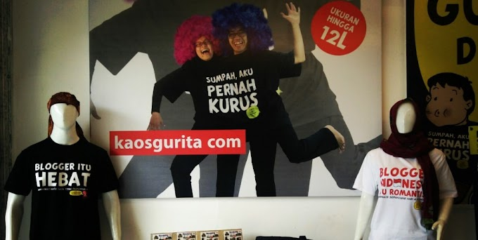 Kaos Gurita Bandung