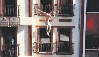 Πήλιο: Της είπε να χωρίσουν και πήδηξε από το μπαλκόνι