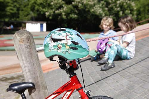 Beste fietshelm kinderen test