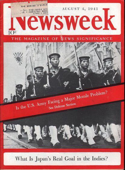 Newsweek, 4 August 1941 worldwartwo.filminspector.com