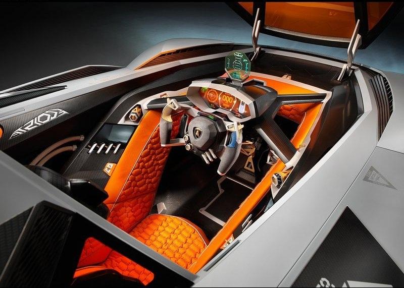 Car  U0026 Bike Fanatics  Lamborghini Egoista Concept
