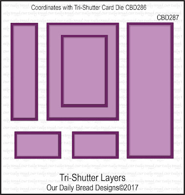 Custom Die: Tri-Shutter Layers