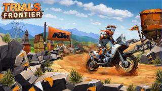 Download Trials Frontier V4.8.1 MOD Apk ( Unlimited Money )