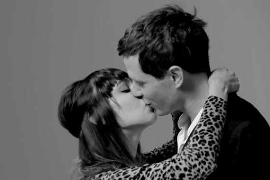 Thinking Humanity: Video: 20 Strangers Were Asked To Kiss On Camera – The Results Are Beautiful