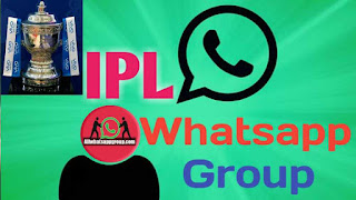 Ipl whatsapp Group