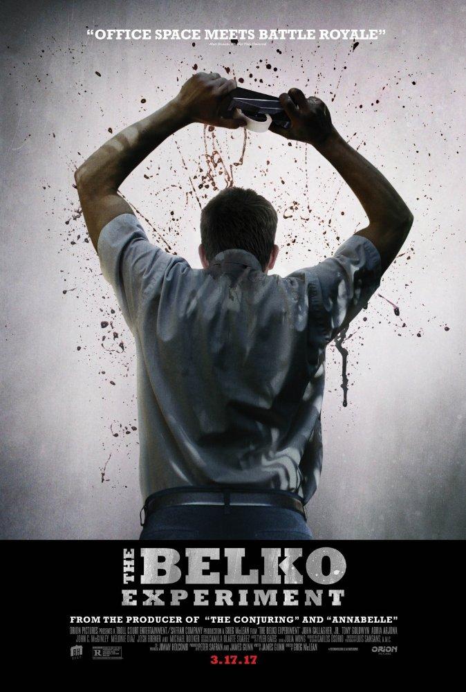 Resultado de imagem para a experiência belko