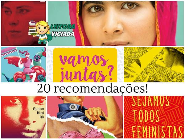 Dicas de Leitura: 20 Obras para o Dia Internacional da Mulher: