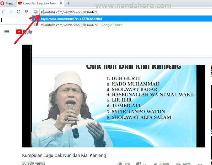 Cara Download Video di Youtube Lewat Laptop Tanpa Aplikasi Tambahan
