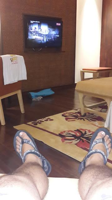 Kamar di Mulu Marriot Resort and Spa