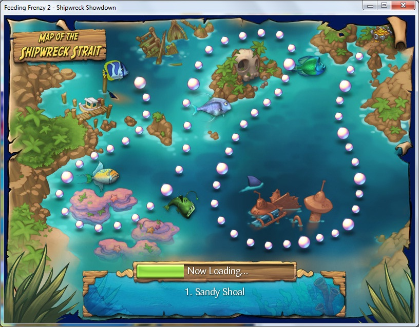 Feeding frenzy 2 game download for pc.