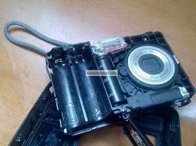 Πρόβλημα με άλατα μπαταρίας σε πλακέτα (και λύση) 1