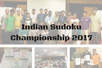 Indian Sudoku Championship 2017