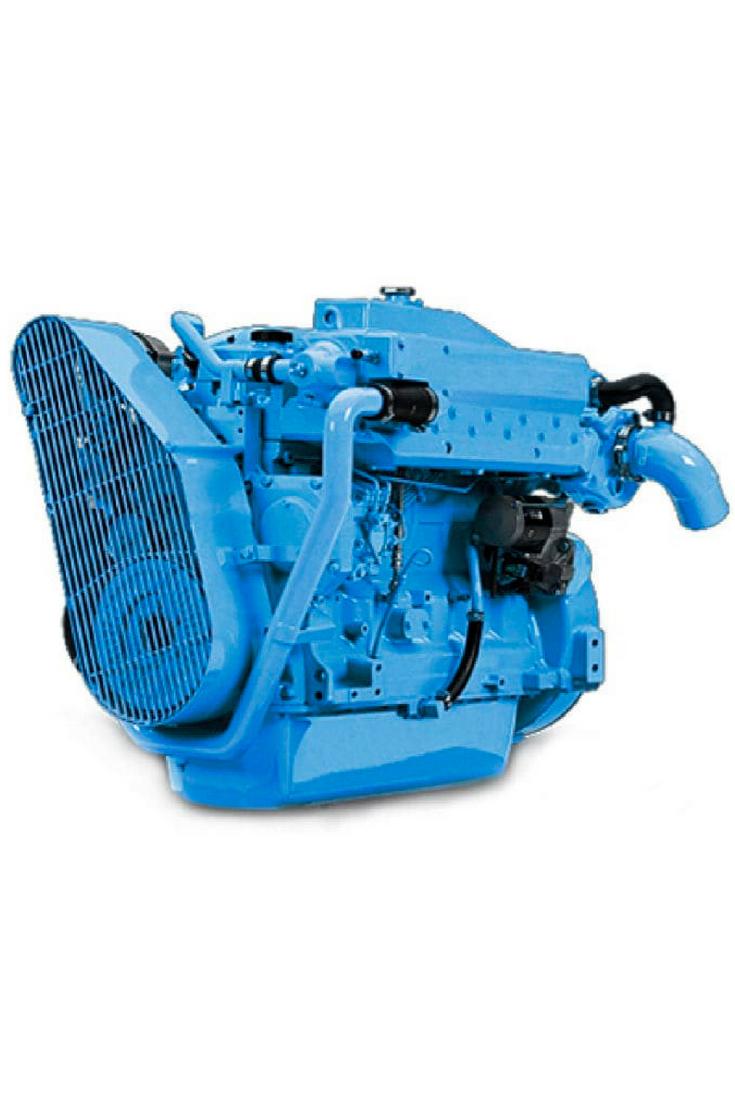 Motor para barco Diesel