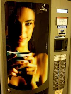 negocio máquinas de café