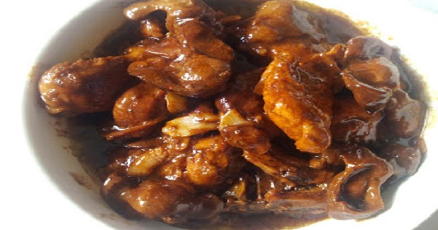 Saucy Chicken Adobo Recipe