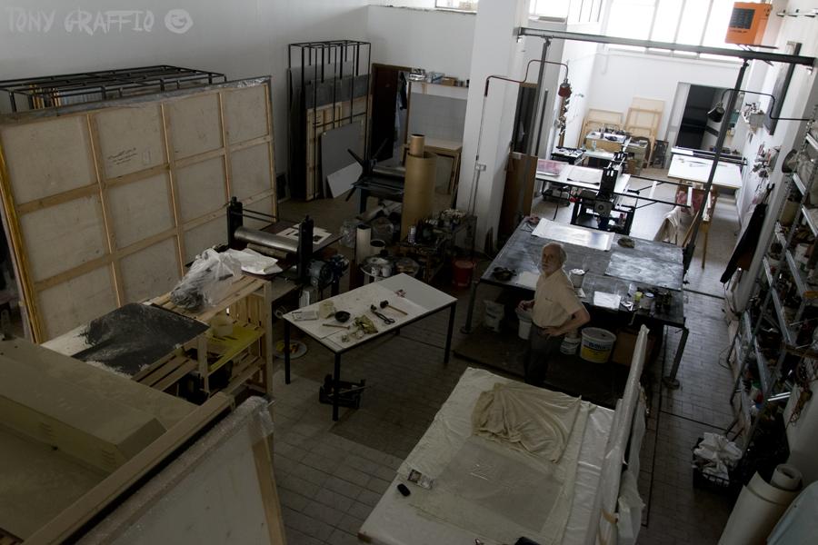Laboratorio  Mario Benedetti Bergamo