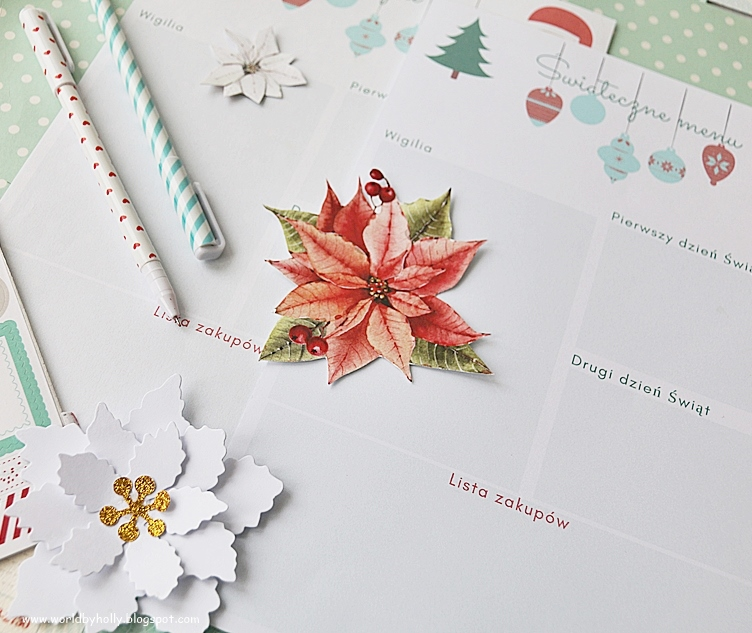 planer zaupów, lista zakupów, lista potraw, menu świąteczne , lista zakupów, planer potraw,lista potraw świątecznych