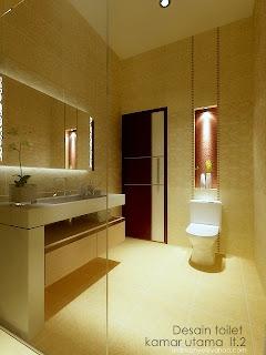 desain toilet kamar mandi