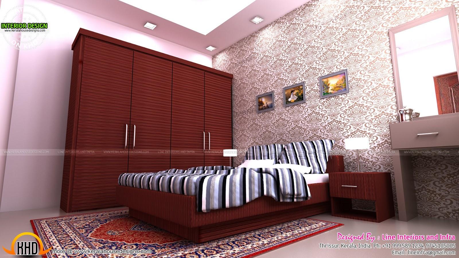 Modular Kitchen Bedroom Dining Interiors In Kerala