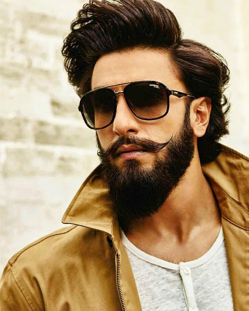 ranveer singh beard style