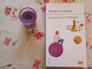 La chica de Los Planetas (Holden Centeno)