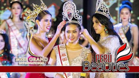 Miss Grand China 2018
