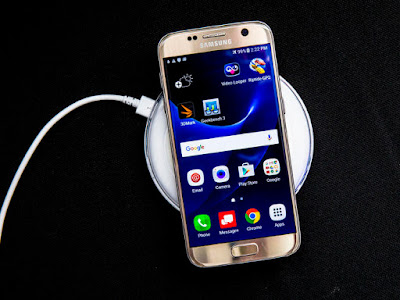 Samsung Galaxy S7, Ucapkan Goodbye Pada Power Bank