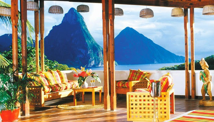 Rooms: Travel 2 The Caribbean Blog: St Lucia Luxury Summer