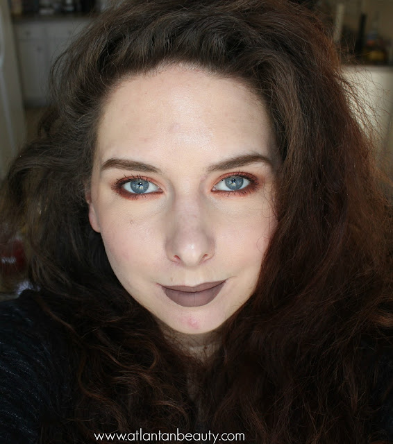 Tattoo Junkee Lip Paint in Minx Review and Swatches